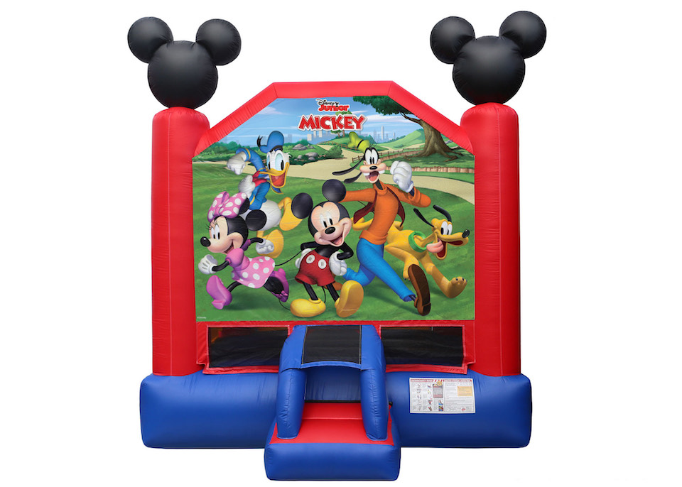 Mickey bouncy house - Ultimate party and rental in Havelock, NC