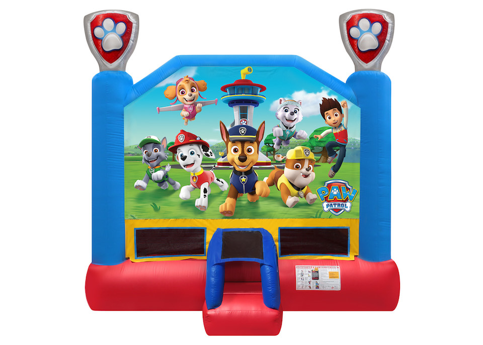 Paw Patrol bouncy house - Ultimate party and rental in Havelock, NC