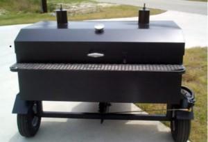 large pig cooker